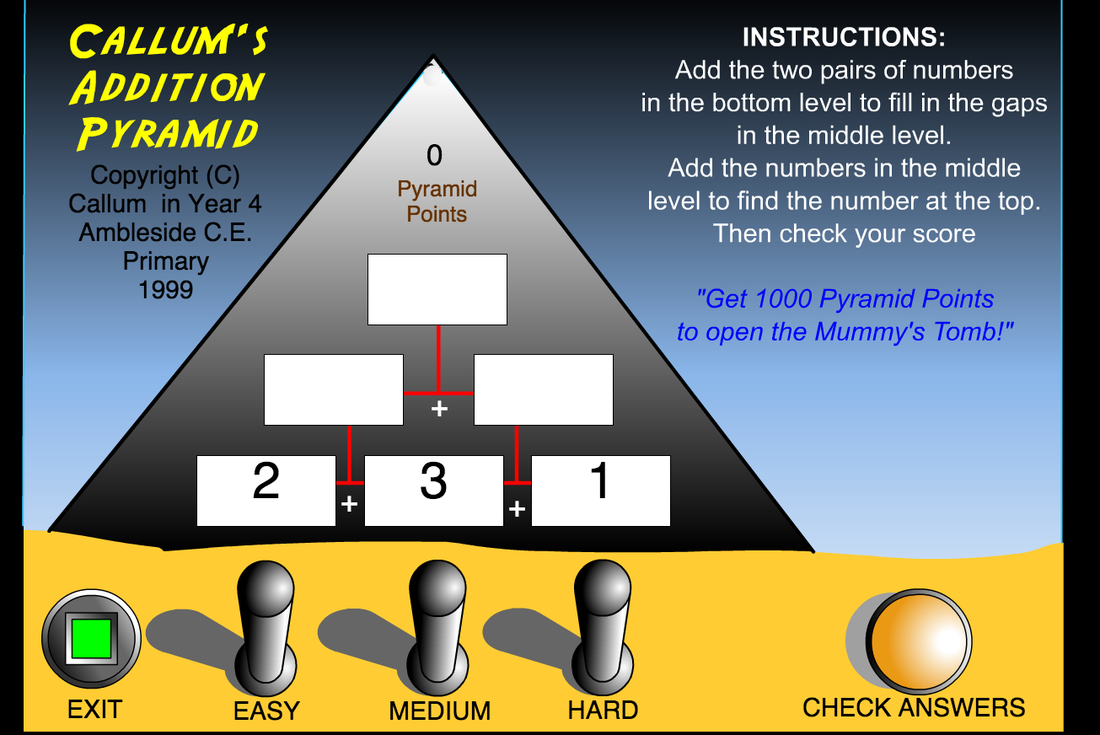 STRUCTURING NUMBERS NUMBER ZONE – Addition Pyramid Worksheets